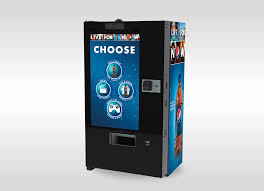 Interactive Vending Machines