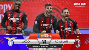 Prediksi Lazio vs AC Milan 27 Apr 2021