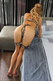 shutshavedpussy Closed up pussy bdsm Pinterest Chastity belt