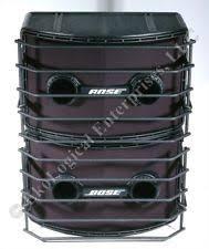 bose 802 speakers. bose 802 series ii pair loudspeakers speakers w/ protective metal cages *mint* c