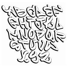 white graffiti letters