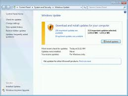 How To Update Windows 7 Sticking With Windows 7 The Forecast Calls For Pain Zdnet