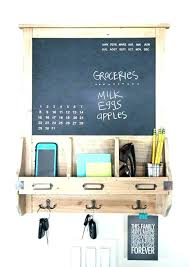 wood mail sorter plans chalkboard mail organizer chalkboard chalkboard mail organizer chalkboard mail key organizer