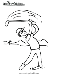 Small Picture 9 Golf Coloring Page For Golf Coloring Pages glumme
