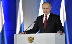 Послание-2020: наказы Путина, комментарии и оценки — все новости - ИА REGNUM