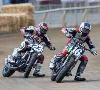 flat track motorcycle racing saturday at humboldt county