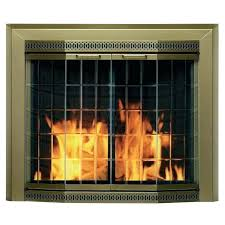 luxury glass fireplace doors or gas fireplace doors fireplace glass doors full size of does a