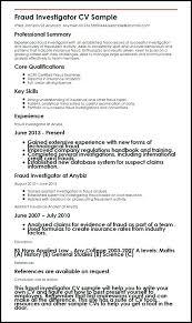 sample investigator resume create this sample background investigator resume  example