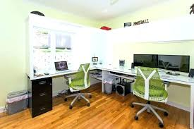 long desks for home office. Home Office Desk For Two Person . Long Desks