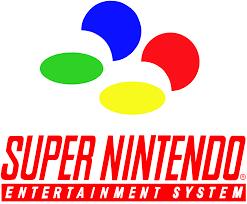 Super nintendo Logos
