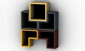 Small Picture Modern Wall Bookshelves Interesting wall mounted modular