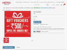 Metro Shoes | Gift Card Balance Check | Balance Enquiry, Links ...