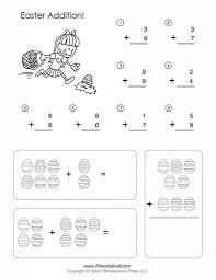 Color By Number Addition Worksheets Printablell L