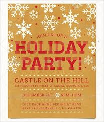 Free Christmas Flyer Template Lovely 27 Holiday Party Flyer