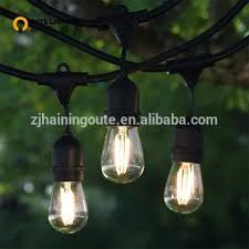 old fashioned globe outdoor exterior led filament string lights with retro lamp bulbs led vintage light bulb radio style