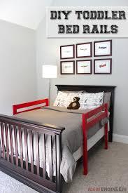 diy toddler bed rail free plans built for under 15