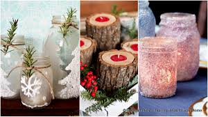 17 Stunning DIY Holiday Candle Holder Ideas