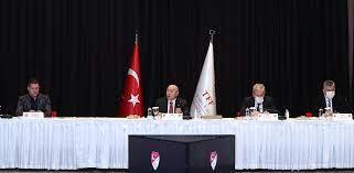 TFF ile 2. ve 3. Lig Kulüpler Birliği değerlendirme toplantısı yaptı - TFF  Haberleri TFF