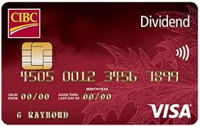 And total credit card debt at year end saw an increase of 4.6% from the total credit card debt for the same period in 2018. Earn Cash Back With The Dividend Visa Credit Card Cibc