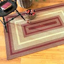 rectangular braided rugs rectangular braided rugs area rug orange sizes country star rectangle braided rectangular braided rugs