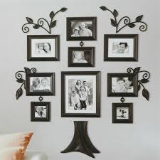 Family Tree Picture Frame Wall Hanging family tree wall frame set | picture  frames - briscoes