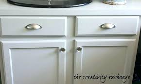 exotic brushed nickel cabinet knobs and pulls prime satin