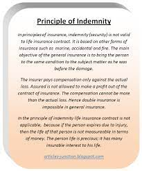 To indemnify means to provide protection against financial losses. Principles Of Insurance Basic Principles Of Insurance Diagram Bestinsuren