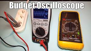 MUSTOOL MT8206 <b>2 in 1</b> Intelligent <b>Digital</b> Oscilloscope Multimeter ...