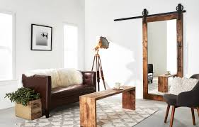 Sliding Barn Door With Mirror Interior | Coralreefchapel.com ...