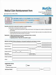 Medical Form In Pdf Health Insurance Claim Form Pdf Medical A 9 | Nayvii