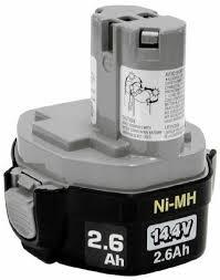 <b>Аккумулятор Makita</b> тип 1434, <b>14.4В</b>, <b>2.5 Ач</b> NiMh - выгодная цена ...