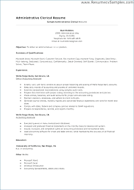 Data Entry Officer Sample Resume Stunning Data Entry Clerk Resume Igniteresumes