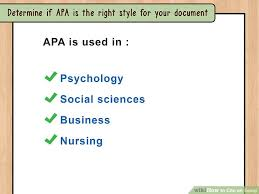Citing An Essay In Apa Format Buy A Essay For Cheap