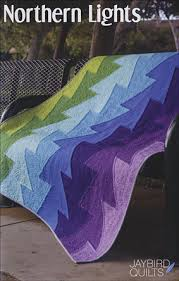 Northern Lights Quilt Pattern from ConnectingThreads.com Quilting ... & Northern Lights Quilt Pattern Adamdwight.com