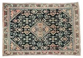 5x6 rug area rugs handmade with blacks and rusts 4 5 traditional style black x 6 5x6 rug