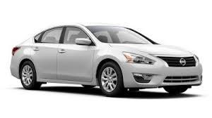 Nissan Altima Comparison Chart 2013 Altima Sedan Versions Specs Nissan Usa