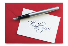 Interview Etiquette Is The Handwritten Thank You Note Outdated