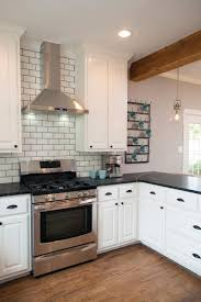 white kitchen cabinets with black countertops. Kitchen Trend Colors Antique White Cabinets Black Countertops Cabinet Door Drop H Awesome Backsplash Ideas With