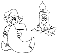 Small Picture Girl Elf Coloring Pages Coloring Home