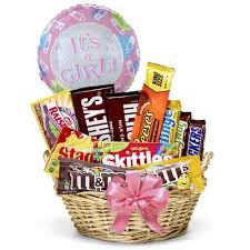 new baby gift basket and deliverable gifts for mom today