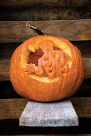 Skeleton Halloween Pumpkins