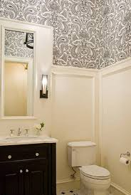 Tall Wainscoting tall wainscoting interior bathroom design wainscoting interior 2453 by xevi.us