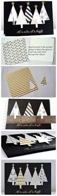 Diy Christmas Cards Best 20 Diy Xmas Cards Ideas On Pinterest Weihnachtskarten