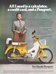 vintage honda motorcycle ads. honda passport 1980 ad picture vintage motorcycle ads o