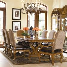 dining room table tuscan decor. Amazing Home Interior Decoration With Tuscan Dining Room Design : Lovely Image Of Table Decor U