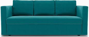 friheten 3 seater sofa bed cover bemz