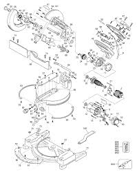 Buy dewalt dw704 type 3 10 pound miter saw replacement tool dewalt 708 type 1 wiring diagram