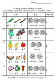 Counting Coins Printable Worksheets Worksheets for all | Download ...