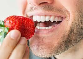 نتيجة بحث الصور عن الاكل على زرعات الاسنان