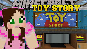 Minecraft Living Room Minecraft Living Room Toy Story Custom Map 2 Youtube
